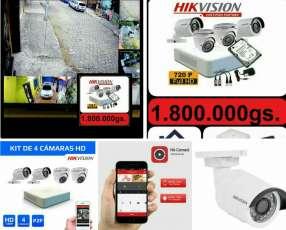 Camaras de seguridad Circuito cerrado CCTV