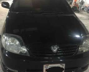 Toyota allex negro 2001