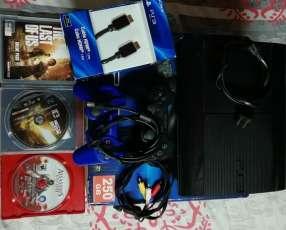 PlayStation 3 con 22 Top Games y Accesorios