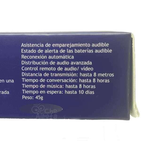 Audífonos Estéreo Bluetooth Quanta QTB30 - 2