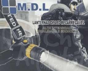 Linterna táctica de cabeza manos libres MDL-250