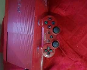 PS3 de 500 gb con 82 juegos cargados 1 mando y cable av