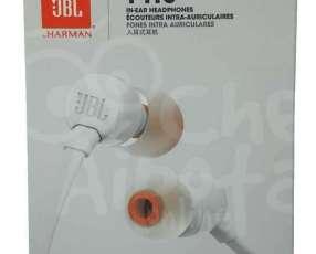 Audífono estéreo In-Ear JBL T110