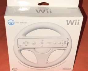 Volante Nintendo Wii