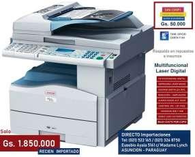 Fotocopiadora RICOH AFICIO MP201