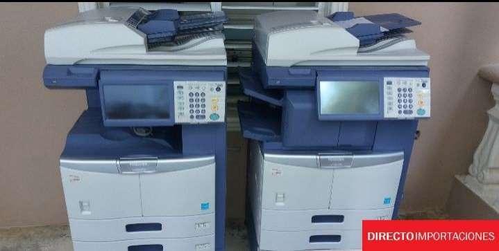 Fotocopiadora Toshiba - 0