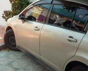 Nissan Tiida 2005 motor 1.5 buen estado
