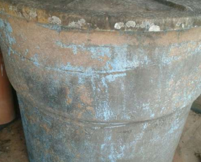 Tanque de fibra 250 litros