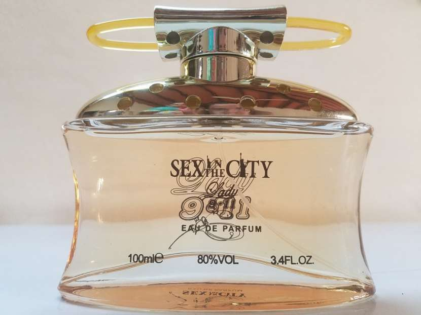Perfume Sex In The City - 1
