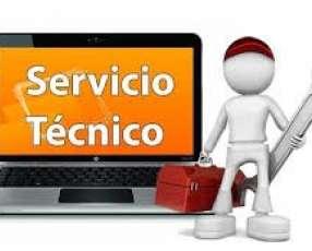 Servicio técnico de notebook y pc redes wifi