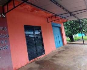 Tres salones para negocios mas terreno y casa