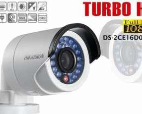 Cámaras de seguridad instalado calidad HD