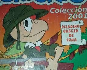 Historietas de condorito colección 2001 y 2006 ..