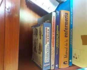 Libros de Enfermeria.