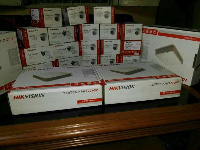 Cámaras Hikvision HD Turbo