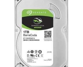 Disco duro interno Seagate de 1 tb