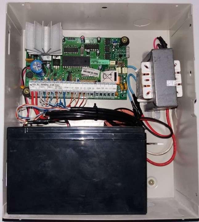 PCI protección contra incendios detectores de humo calor - 5