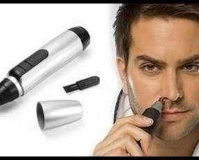 Corta pelos de nariz y orejas depilador facial