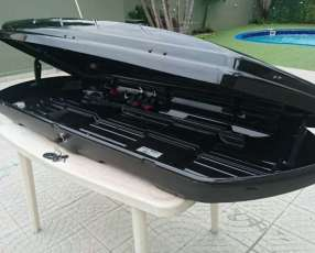 Porta equipaje de 490 litros