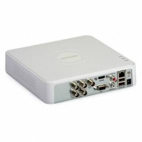 Dvr Hikvision hd 720p para 4 canales
