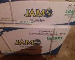 Aire acondicionado JAM 12000 BTU