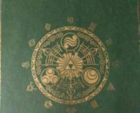 Libro Leyenda de Zelda Historia de Hyrule