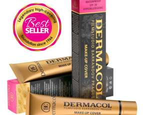 Maquillaje base Dermacol