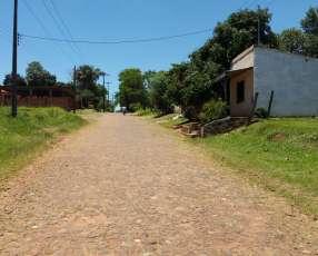 2 terrenos juntos en Ypacaraí a cuadras de Tuparendá