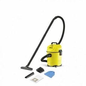 Aspiradora Karcher WD 1 15L 1000W para polvo y líquido
