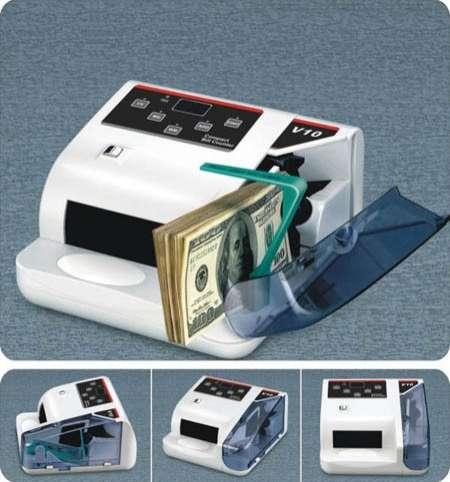 Contador de billetes - 0
