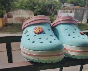 Crocs para dama