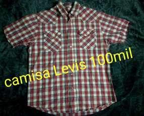 Camisas Levis y Polo original