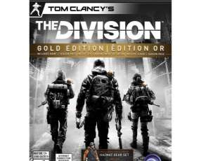 Juego para PC Tom Clancy's The Division Gold Edition