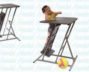 Bipedestador infantil fabricación a medida