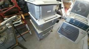 Instalación de aire split y lavarropa