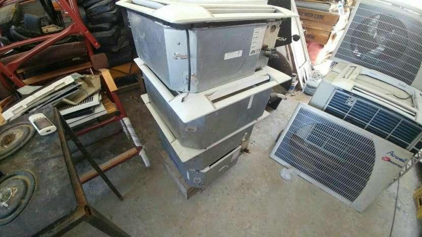 Instalación de aire split y lavarropa - 0