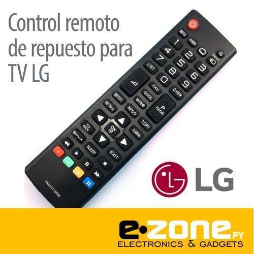Control remoto para TV LG - 0
