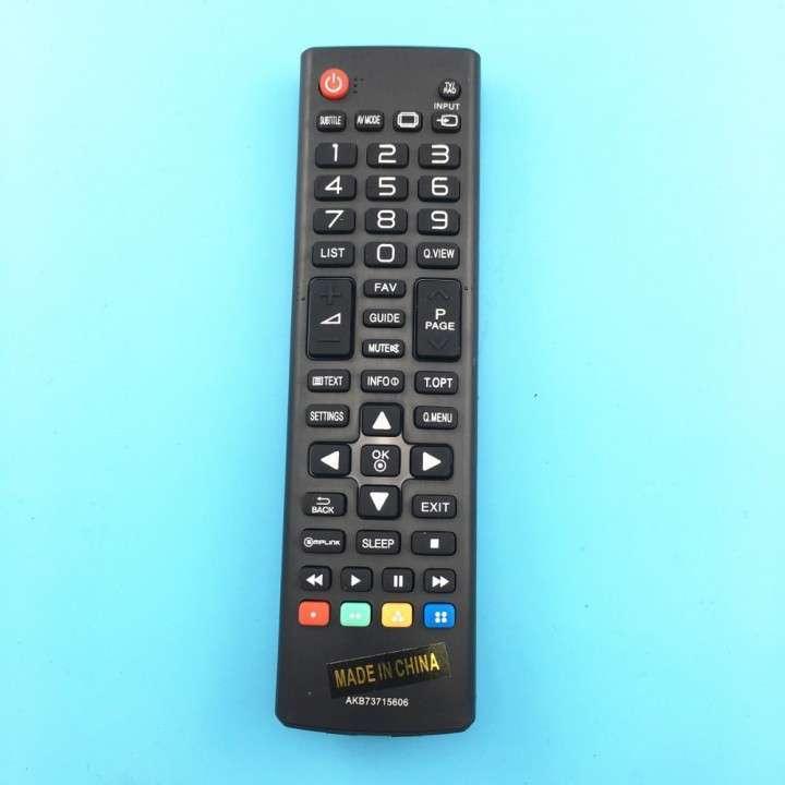Control remoto para TV LG - 1