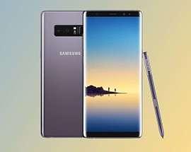 Samsung Galaxy Note 8 de 64 gb - 0