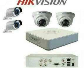 Cámaras de seguridad circuito cerrado CCTV HD