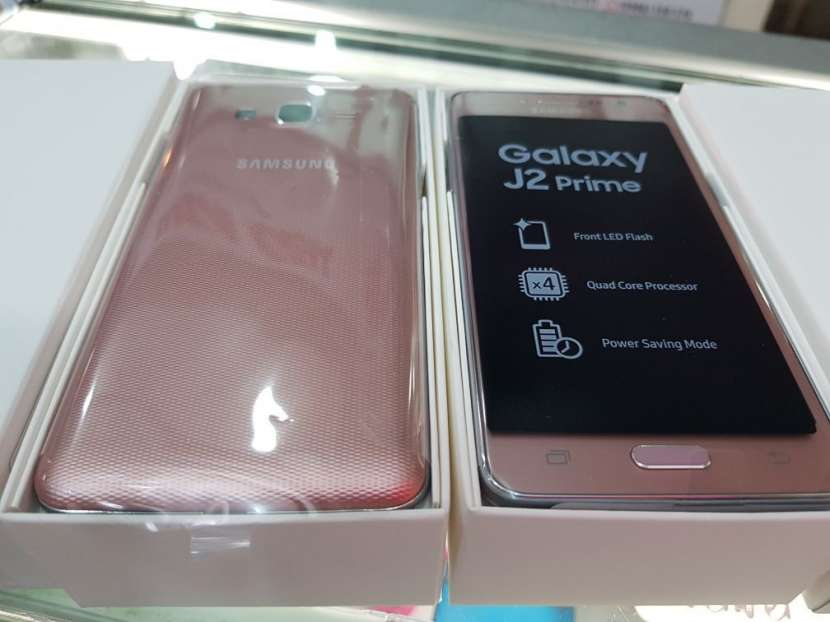 Samsung Galaxy J2 Prime rosa de 16 gb
