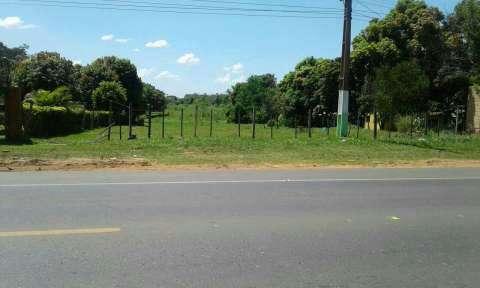Terreno sobre ruta Guarambaré