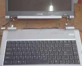 Notebook Sony Vaio pcg k23 para levantar o repuesto