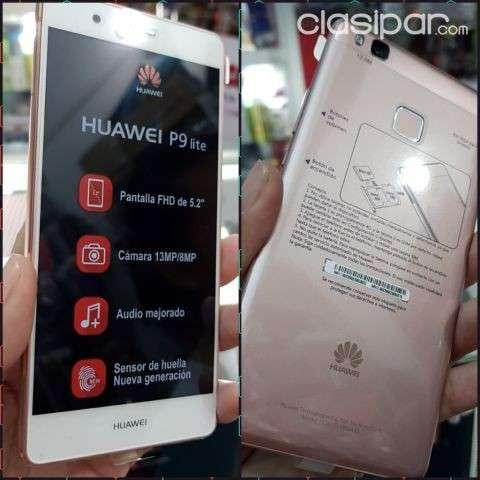 Huawei P9 Lite Rosa