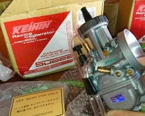 Carburador Keihin para motos racing