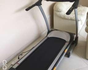 Caminadora athletic 3200t para 130 kilos