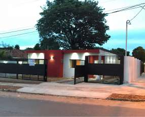Casa a estrenar en oferta zona villa policial lambare