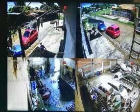 Camaras de seguridad HD circuito cerrado