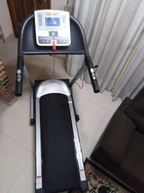 Cinta de caminar Athletic 750t para 120 kilos