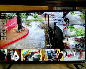 Circuito cerrado camaras de seguridad HD instaladas